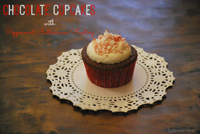 peppermint buttercream frosting gallamore west