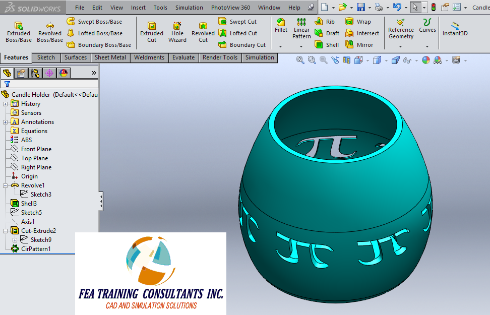 solidworks features