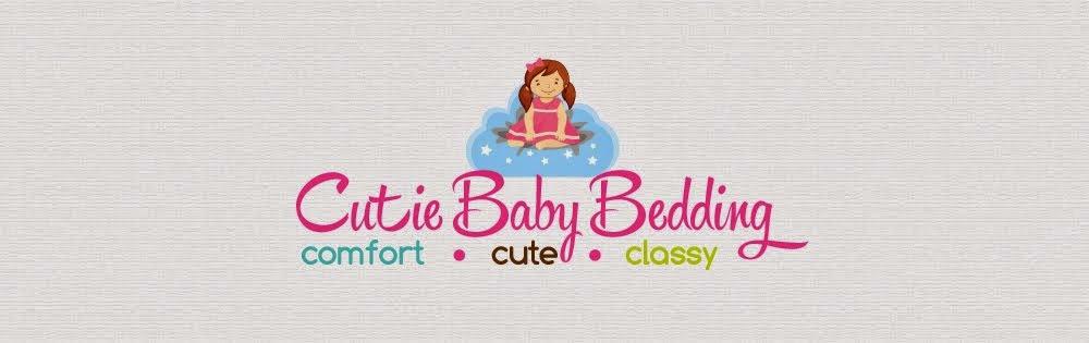 Cutie Baby Bedding