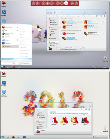 click here to download new year transformation skin pack 11 for windows 64bit
