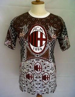 Foto Baju Batik Bola Pekalongan