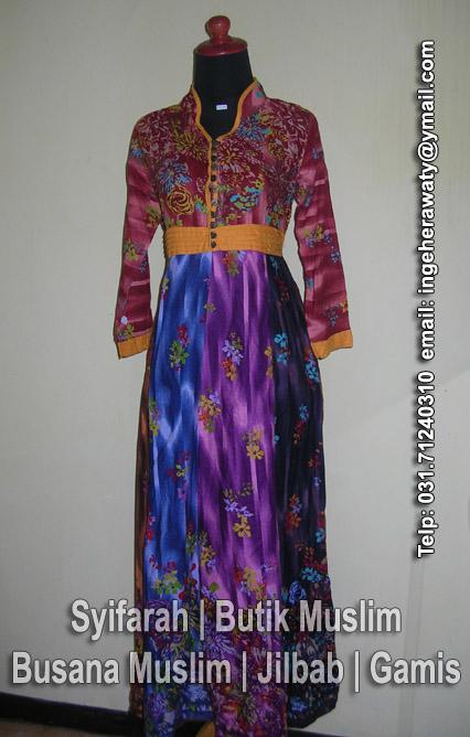 Syifarah Butik Busana Muslim Jilbab Moslem Fashion
