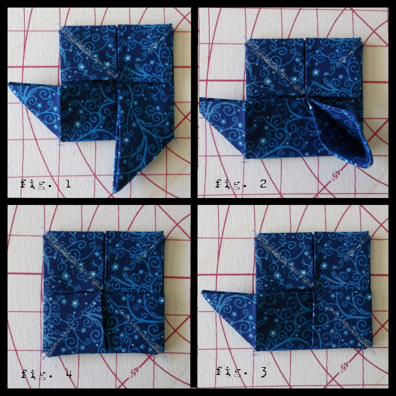 Asg In The Slc Embellish With Origami Fabric Flowers Tutorial