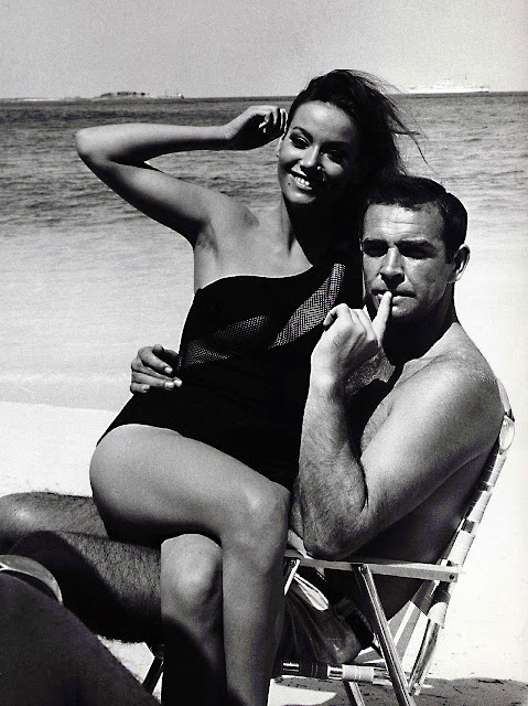 Claudine Auger Thunderball1