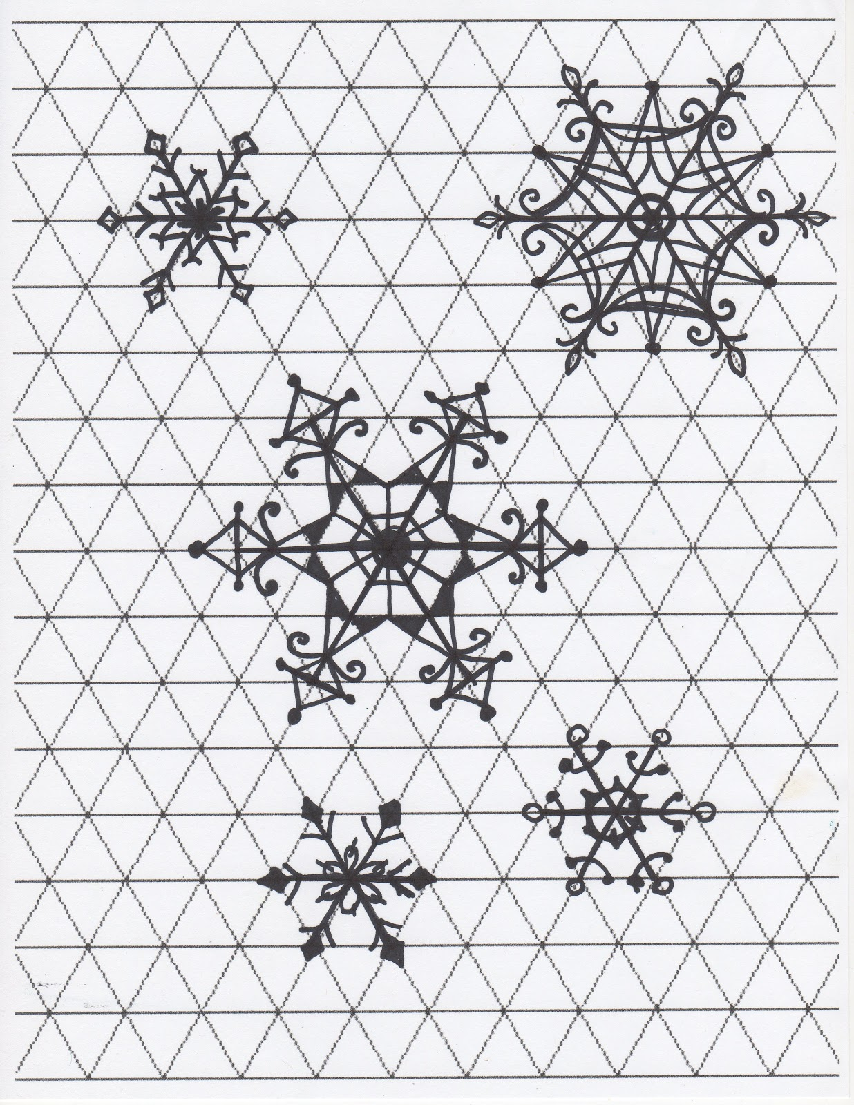 how to draw intricate designs