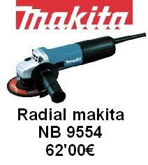 Oferta Radial Makita