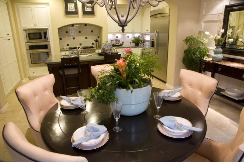 Blog dla ludzi z wn trzem mieszkanie wg feng shui for Salle a manger feng shui