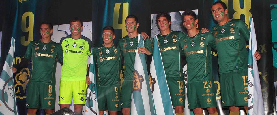 Club Santos Laguna 2014 Club Santos Laguna 2015 Third
