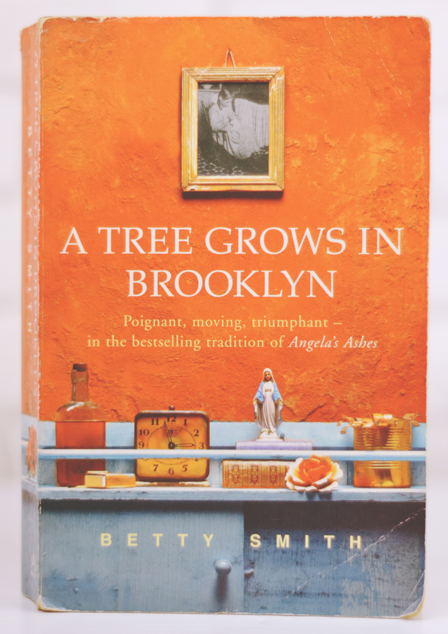 Copy of A Tree Grows in Brooklyn by Betty Smith