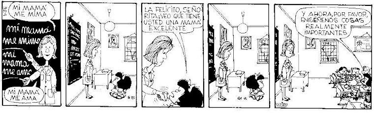 ¿tu  mamá te mima?