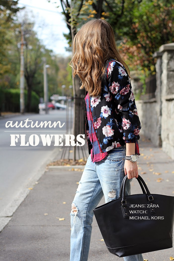 Fashion And Style Autumn Flowers