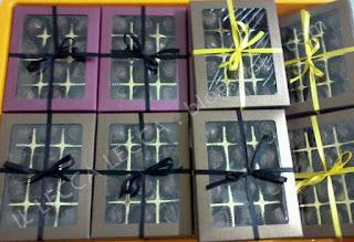 coklat praline door gift 12pcs