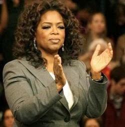 Oprah Winfrey In Australia