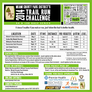 Parks Trail Run Challenge