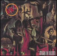 Reign in Blood - Slayer - 1986 - Central do Rock Recomenda