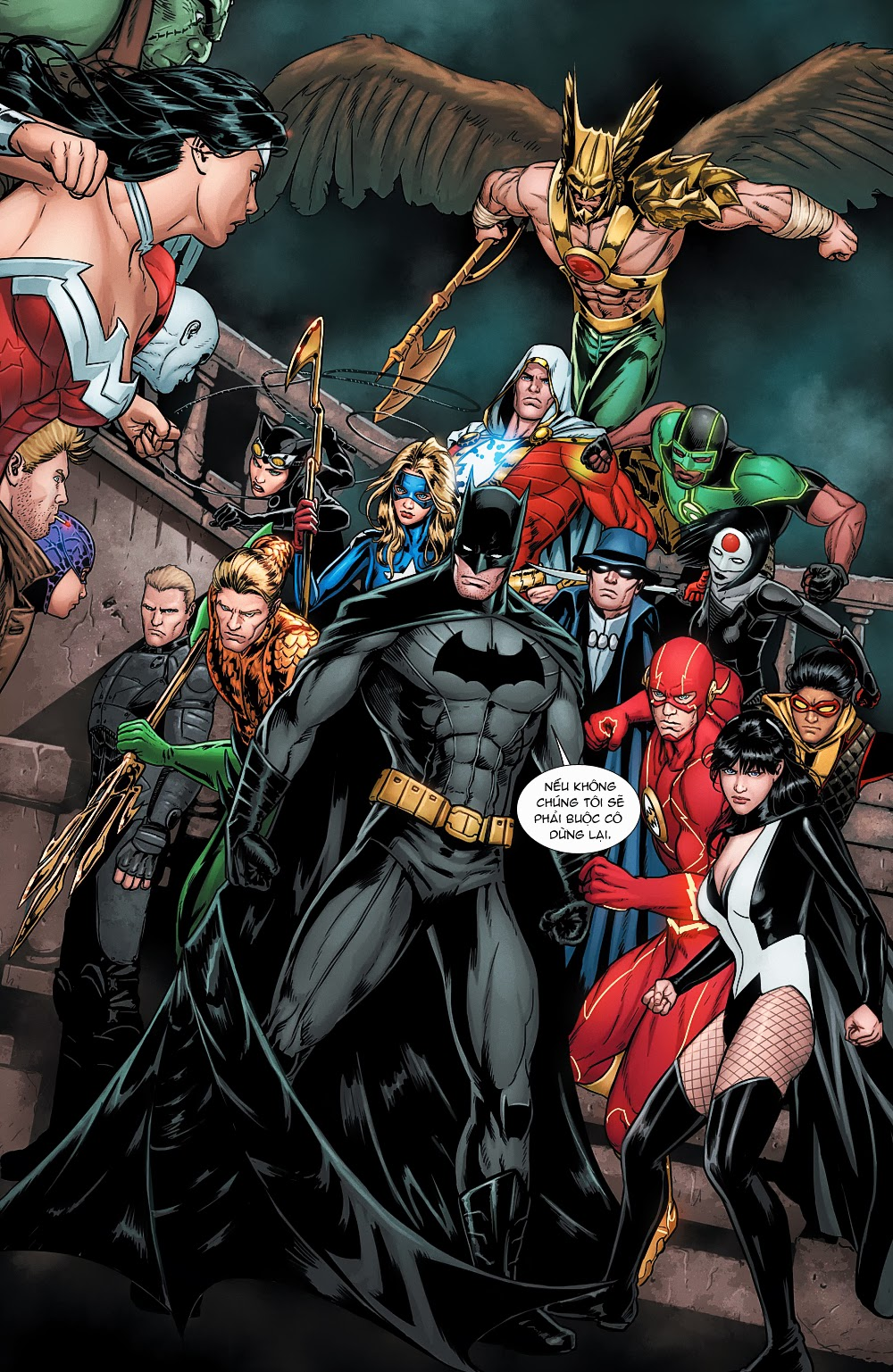 Justice League Chap 22.2 - Next Chap 23