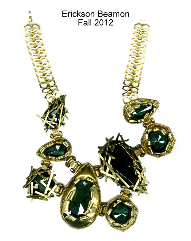 My BEADialogy...: Jewelry Fall 2012