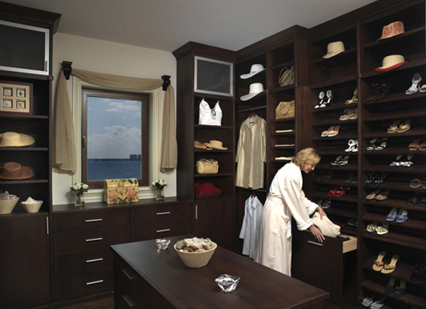 Passion For Luxury Walk In Closets The Perfect Solution