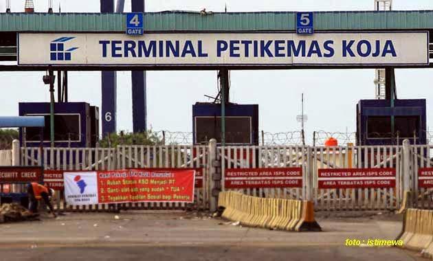 Terminal Peti Kemas Koja (TPK Koja)