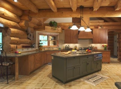 Cabin Home Decor