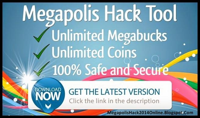 Get Megapolis Hack 2014