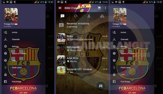 Download BBM MOD Club BARCELONA 2.10.0.35 APK Terbaru