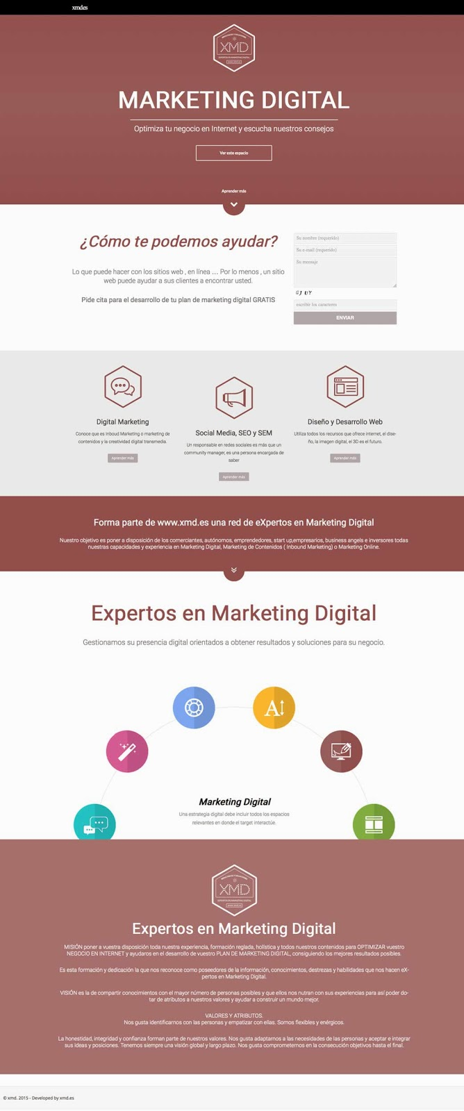 seo marketing and digital marketing experts marbella