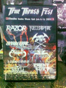 OSAKA TRUE THRASH FEST 2011