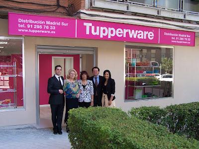 Tienda de tupperware