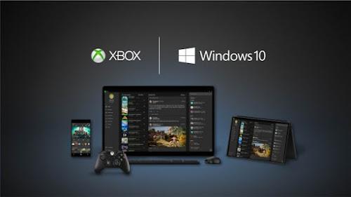 Windows 10 permitirá que usuários joguem games do Xbox One no PC