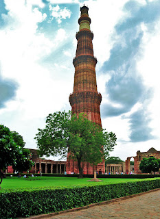 facts about qutub minar delhi