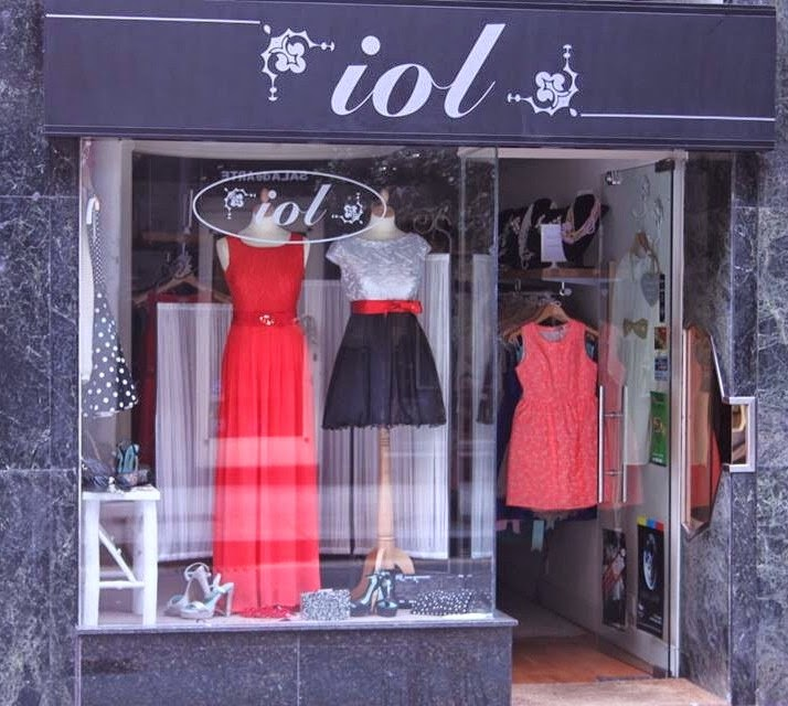 Tiendas de vestidos de fiesta gijon