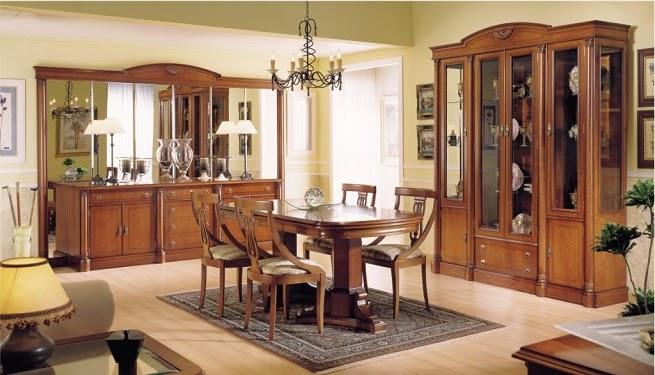 Decoraciones alex for Muebles de comedor elegantes