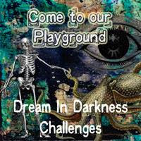 Dreaming of Darkness challenge blog