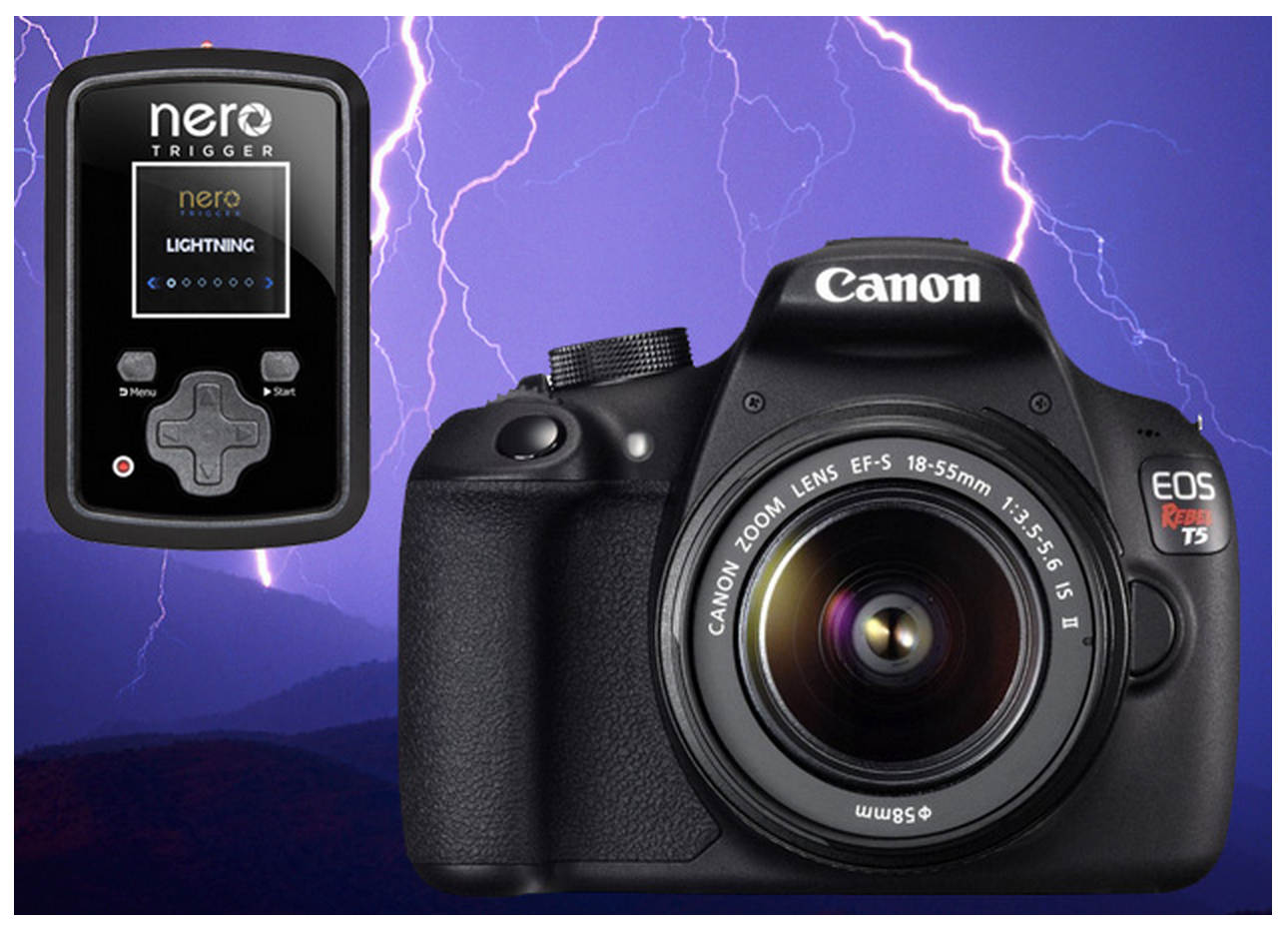 Freebie -Giveaway Open to Canada and USA Enter to win a Photography tool - Nero TRigger