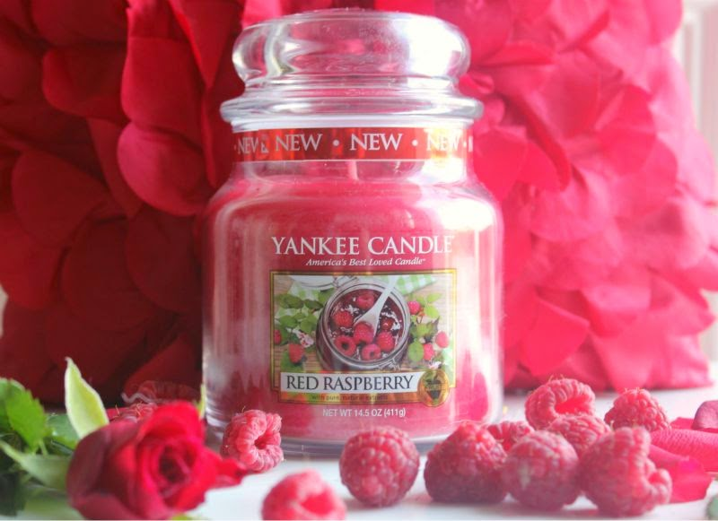 Yankee Candle Valentine's Day Collection