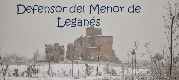 DEFENSOR DEL MENOR DE LEGANÉS