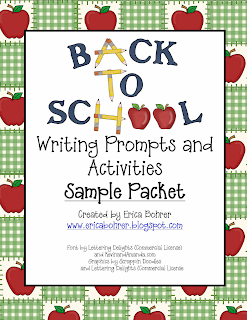 Back to School Activities - Free Sample and Whole Body Listening ...