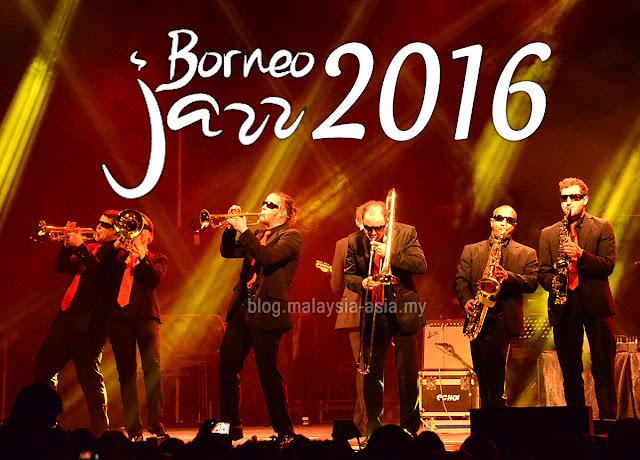 Borneo Jazz Festival 2016