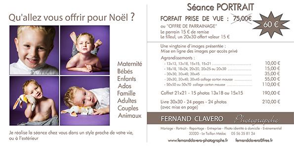 offrez un cadeau orignal dcouvrez galement les chques cadeaux sur mon site professionnel httpwwwfernandclavero photographefr - Photographe Mariage Bordeaux Tarif