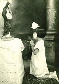 Iniciado o processo para canonizar uma santa carioca que pulava carnaval  Odetinha+Alta+01