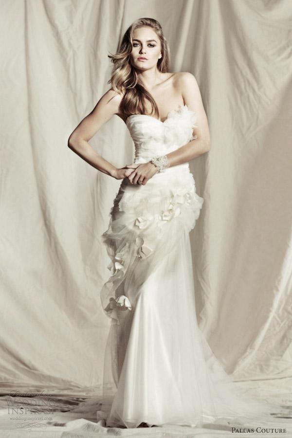 Ok Wedding Gallery Pallas Couture Wedding Dresses 2013 2014