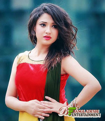 Model and film actress Sonia Hossain