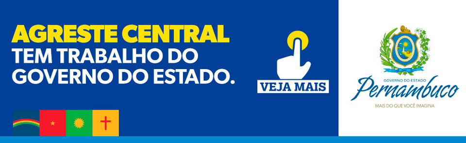 AGRESTE CENTRAL PERNAMBUCO