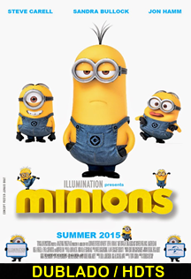 Assistir Minions Dublado 2015