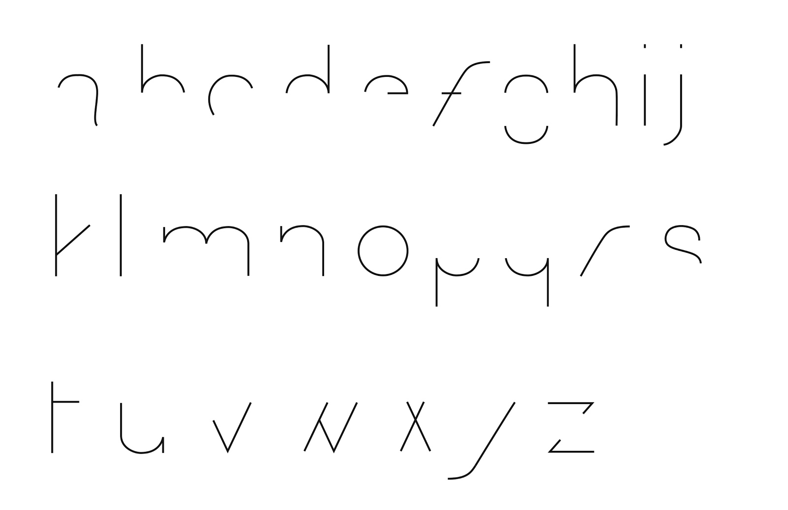 Typographic portrait justin Minimalist typography
