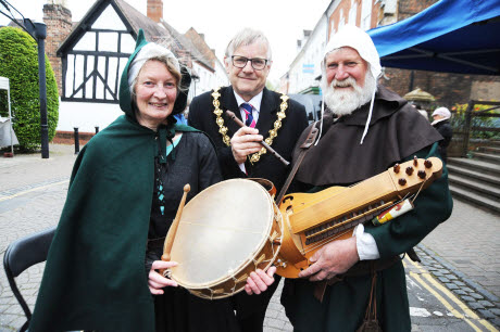 St Richard's Festival, Droitwich