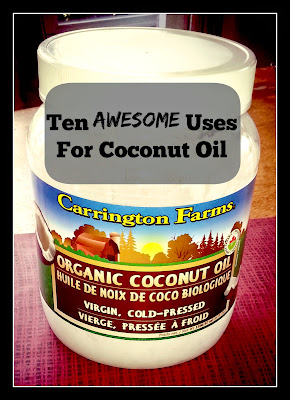 Coconut Oil Uses Health
