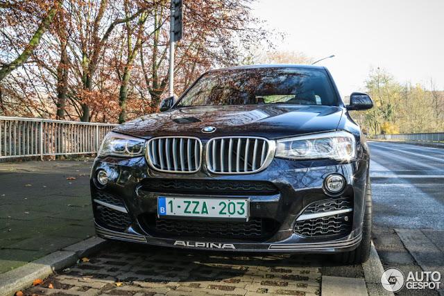 2015 Alpina XD3
