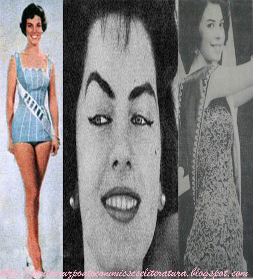ANA MARIA PAIVA - 1958; SCHIRELY TEMPSKI - 1959; MAURINA KASSEMACHE - 1960